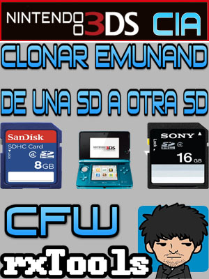 how to put emunand on 3ds